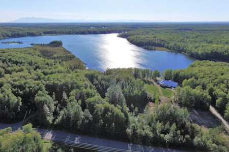 Lodging Willow Alaska, 20+ People, MEALS INCLUDED - Egyéb