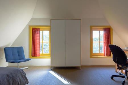 1 persons room - Blockhütte