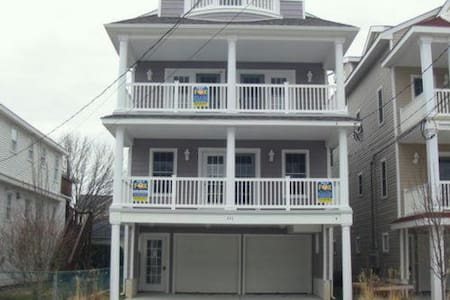 Ocean City 4 bedroom w/Ocean views! - Ocean City - Condominium