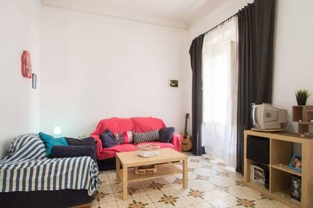 Habitación bohemia en Canalejas - Bed & Breakfast