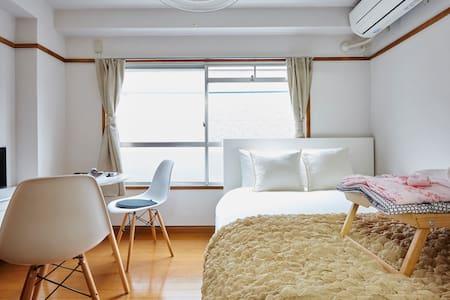 东新宿4分钟!可爱舒服房间/Samurai I5 - Shinjuku-ku - Apartemen