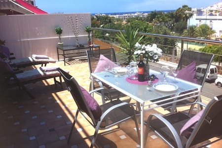 Puerto Mogan - Stylish apartment with Sea Views - Andere