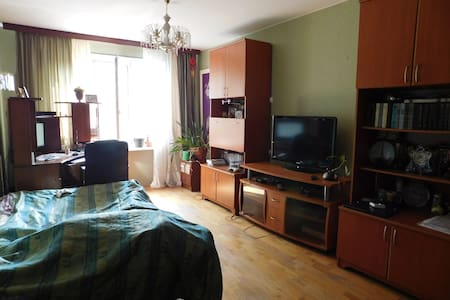 Cozy apt in 5 minutes of Yasenevo metro station - Apartment