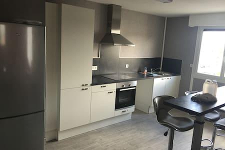 Appartement de centre ville - Redon