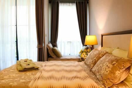 GREAT Location/BTS/MBK/Siam Paragon - Bangkok - Condominium