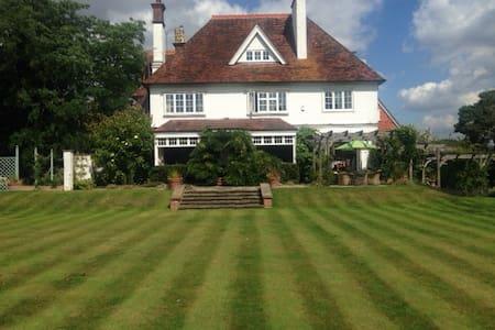 Hitcham Lodge - House