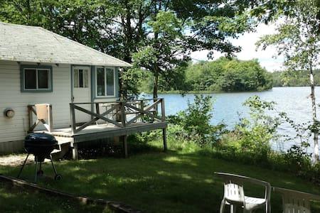 Tamarack, Cabin #6 - Blockhütte