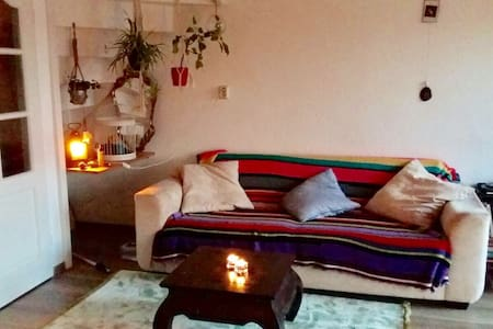 Cozy (family) apt. 5 km to city center of Haarlem - Apartment
