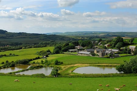 Wren - Nettlecombe Farm Holidays - Whitwell - Σπίτι