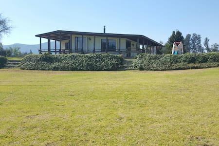 Acogedora casa en parcela de agrado en San Manuel - Melipilla - Hus