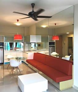 Cozy apartment, 1min to train - Lakás