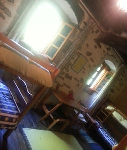 entrañable caserio del sigloxv hogareño - Haus