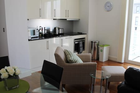 A Modern Apartment in the Heart of Cardiff - Apartamento