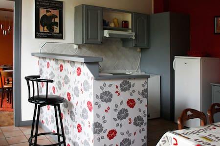 Appartement Rez de jardin - Dole - Apartment