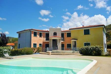 Residence Terme di Casteldoria - Appartamento 46 - Wohnung