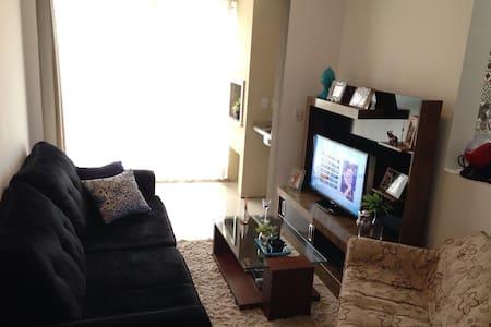 Suite confortavél em apartamento aconchegante - Blumenau