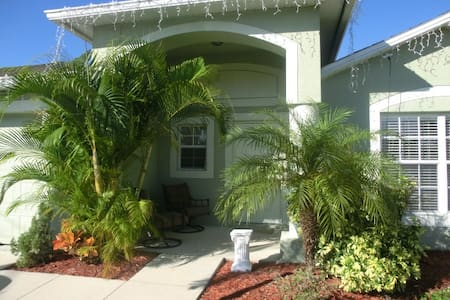 Florida Guest House - Beautiful Room and Bath - Cape Coral - Guesthouse
