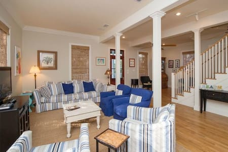 Tupelo Honey - 4BR Home - Seagrove Beach