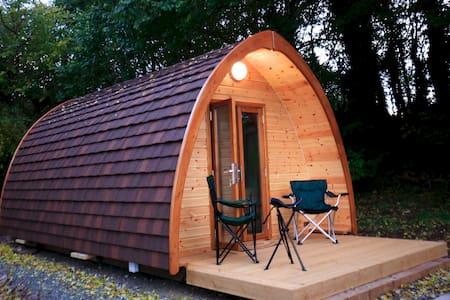 Glamping Pod between Cork City & Killarney - Macroom - Chalupa