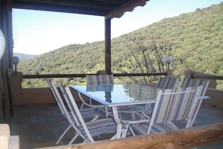 ☆ Maison de Charme entre Mer et Montagne  - 6 pers - Sollacaro - Haus