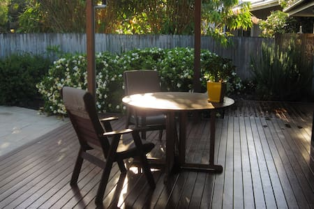 The perfect spot for one or two (queen or twin) - Bangalow - Dom