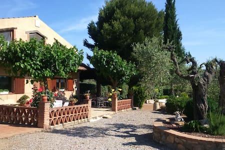 CASA DE CAMPO CON PISCINA - L'Espluga de Francolí