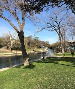 On the Comal, Central to Everything - Condominium