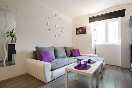 PROMO Purple Haze Central Apartment