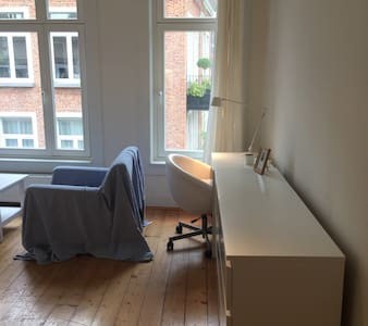 Cosy studio in the hart of Antwerp - Appartamento