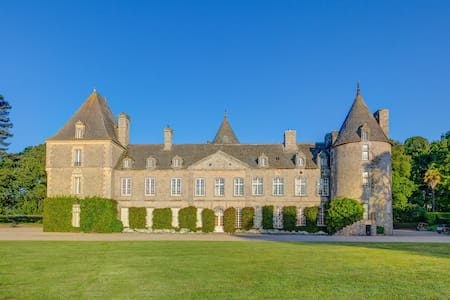 Pavillon Normandie - Schloss