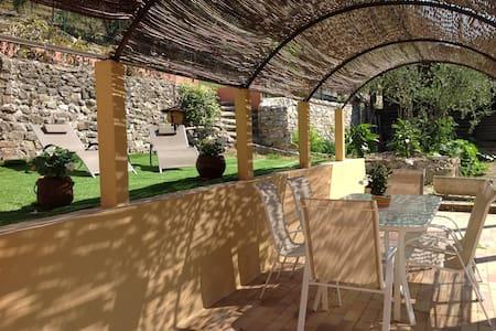 charmant 2/3 p. dans villa avec jardin et terrasse - Apartment