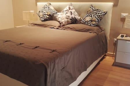 """PRIVATE Double Room at """"LORY HOUSE"""" Very EXELLENT! - 迪塞萨诺德加达(Desenzano del Garda) - 公寓"""