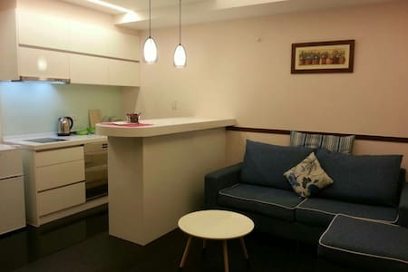 Double rooms inn,趕快預定,擁有兩大房溫泉小屋 - Jiaoxi Township - Apartment