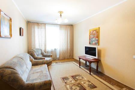 Великолепная 3к-квартира на Химиков - Appartement