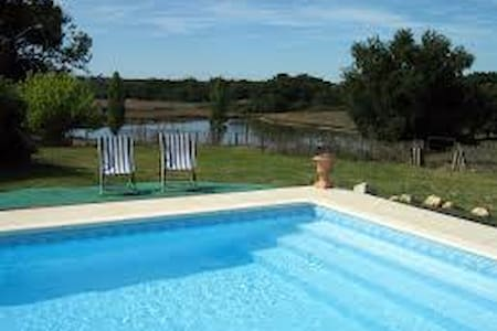 Charming farm/swim. pool - 35 min from Bordeaux E - Montlieu-la-Garde - Gästehaus