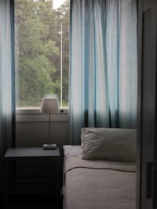 Guest room, 20 minutes from Helsinki city center - Appartement en résidence