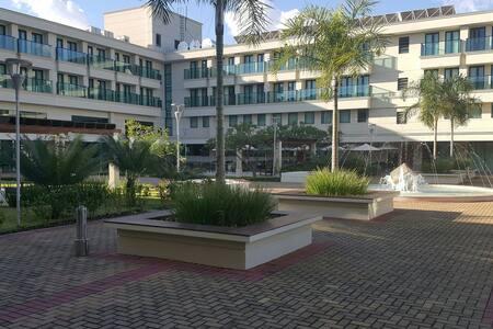 Aconchego, conforto  Flat The Union - Apartment