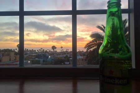 Beautiful view from Studio - Tijuana - Apartment