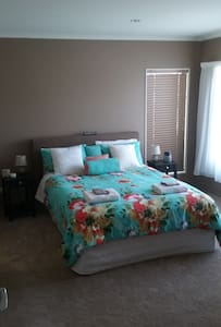 Generous size room with ensuite