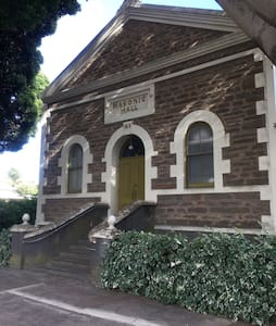 Angaston Masonic Lodge SAs Heritage - Angaston