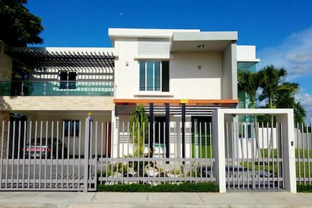 5 Bedroom 5 Bathroom Modern Mansion in Gurabo! - Santiago De Los Caballeros