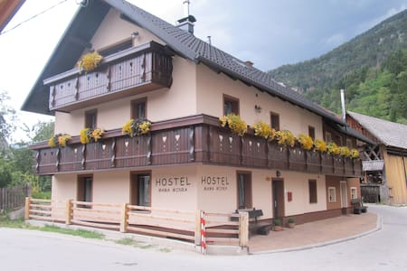 Apartma Legenda in Bohinj valley - Wohnung