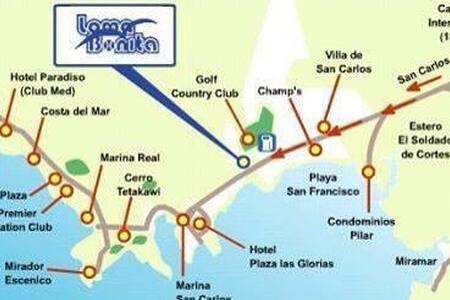 Condominio San Carlos Sonora Bay - San Carlos