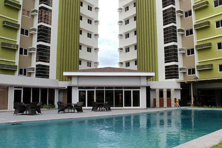 #1 New Cozy Studio Condo Cebu City - Cidade de Mandaue