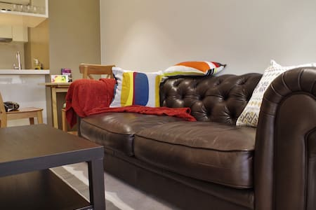 Your 5-star home in inner city Melb - Melbourne - Apartment