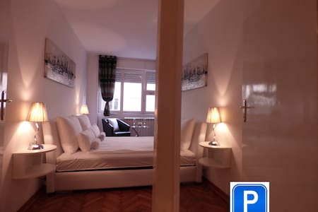 Silver Downtown Apartment - Beograd