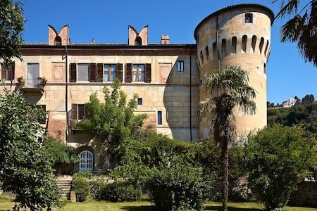 Apartment in medieval castle - Moncalieri