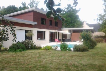 Maison contemporaine près de Dinan - Ev