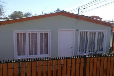 Casa amoblada 4 esquinas - La Serena - House