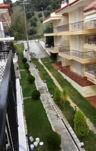 Ενοικιάζεται διαμέρισμα - Nea Skioni - House